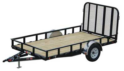 Quad and Utility  Trailers